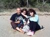 Pandora con la nuova famiglia